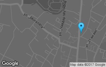 Map Sofia